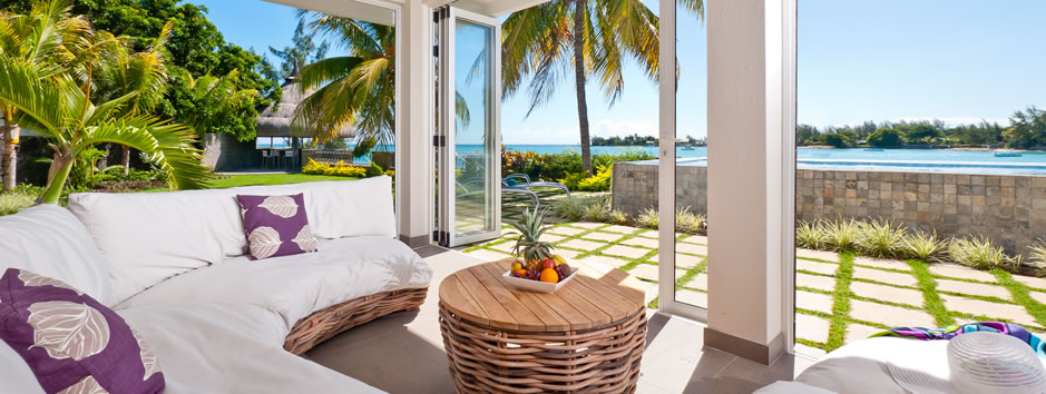 Mauritius holiday villa photo